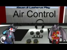 Kouen & Lasharus Play: Air Control by Killjoy Games (Worst Game We Have ...