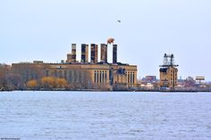 Delaware Generating Station in Northeast Philly.