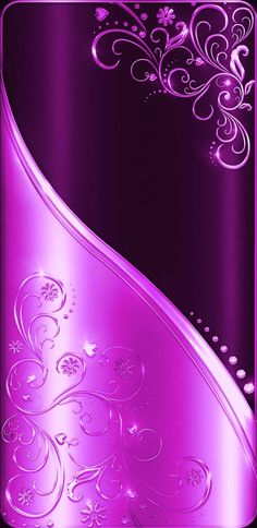By Artist Unknown. Mermaid Wallpaper Backgrounds, Heart Wallpaper, Print Wallpaper, Diamond Wallpaper, Luxury Wallpaper, Purple Wallpaper, Beautiful Flowers Wallpapers, Pretty Wallpapers, Apple Wallpaper Iphone