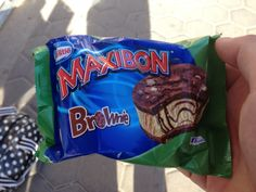 Todays Review: Maxibon Brownie - A Review A Day
