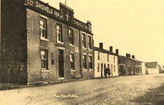 Shovels Inn, Common Edge Lane, Marton Fold, Blackpool, 1918.