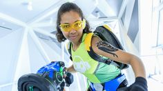 #gaming #videos  This Overwatch Cosplayer Turned Lucio Into a Kick-ass Girl | eBargainsToday.com