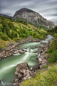 Simpson River and Mckay Hill, Coyhaique, Aisén Region, Chile. Patagonia, What A Wonderful World, Trekking, Wonders Of The World, South America, Bunker, Rio, Nature, Waterfall