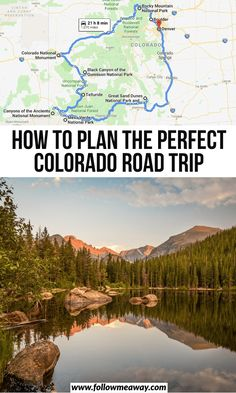 Planning your next Colorado road trip? We're here to help. These 9 stops will take you through some of the best landscapes and towns Colorado has to offer. Chile Colorado, Estes Park Colorado, Denver Colorado, Winter Park Colorado, Pueblo Colorado, Telluride Colorado, Breckenridge Colorado, Road Trip To Colorado, Us Road Trip
