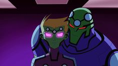brainiac 5 and braniac
