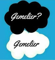 I love gemeliers