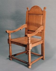 Custom Made Deanu0027s Chair