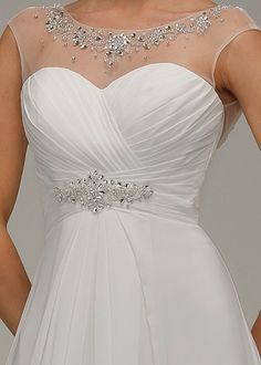Hawaii - Wedding Dress By Rosetta Nicolini - Berketex Bride