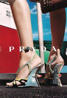 Prada summer / spring2012 women's ad campaign (a favourite repin of VIP Fashion Australia www.vipfashionaustralia.com - Specialising in blacklabel fashion - womens clothing Australia - Italian fashion) What is your fashion style?