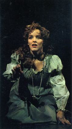 Alice Ripley as Fantine! Huzzah for Kent State MT alums!