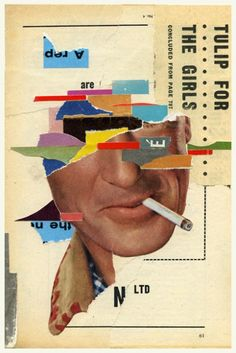"""""""People Living"""" Collage Art by Anthony Gerace - Lola Who Art Du Collage, Music Collage, Collage Art Mixed Media, Digital Collage, Creative Words, Creative Writing, Portrait Quotes, Old Photography, Digital Photography"""