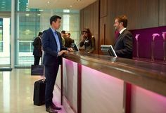 At Crowne Plaza, we focus on one thing and do it better than anyone else: Making your stay a success.