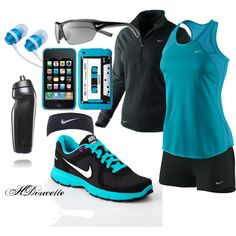 """""""The Runner"""" by hagreen17 on Polyvore"""