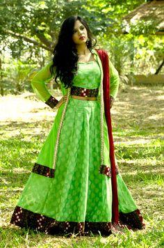 Traditional Sambalpuri Lehenga By Designer Sujit Meher