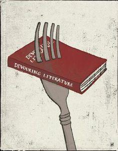 Devouring Literature.
