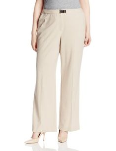 Pants in soft twill the No Hassle by ly Necessities