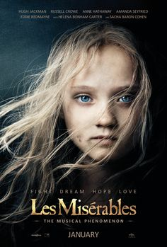 Les Miserables - Out 11 Jan in Showcase Cinemas