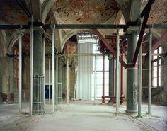 Neues Museum, Museum Island Berlin, 1997-2009 David Chipperfield Architects