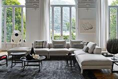 Deze week introduceren we weer een nieuw merk. Het Italiaanse merk Maxalto is namelijk sinds kort ook toegevoegd aan de collectie van Van der Donk.