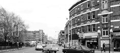 Hammersmith 1981 Fulham, West London, Old City, Old West, Capital City, Back In The Day, Over The Years, Cities, Past