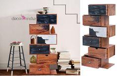 Znana i lubiana przez Was kolekcja Happy Loft! 🏠 Stwórz nieszablonowe wnętrze pełne uroku i kolorów.. to zdecydowanie jeden z naszych bardziej pomysłowych mebli!