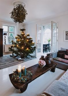 Dreaming of a White Christmas ... Scandi Style | Mad About The House
