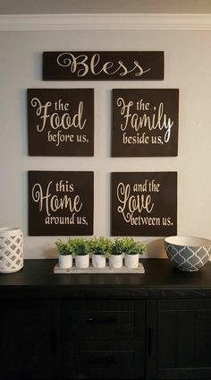 114 Best Dining Room Wall Decor images | Dining room walls ...