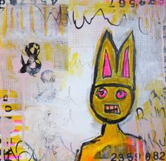 Run, Rabbit, Run by Lorette C. Luzajic