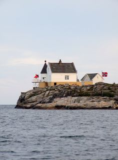 Norway Saltholmen fyr