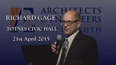 Richard Gage -  21st April 2015,  Totnes
