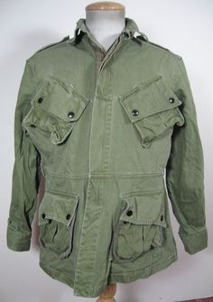 M42 US Paratrooper Jump Jacket