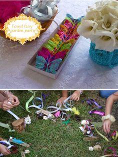 Inflatable Wrap Around Snake Costume Birthday Party Design, Butterfly Birthday Party, 5th Birthday Party Ideas, Fairy Birthday Party, Birthday Parties, Pirate Birthday, Fairy Party Games, Fairy Tea Parties, Purple Princess Party