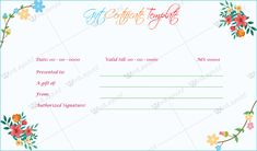 Black glades gift certificate template cleaning pinterest corner flowers gift certificate template gift certificate template giftcard giftcoupon yelopaper Image collections
