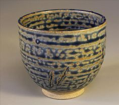 Yunomi drinking cup with ash glaze.  www.nitaclaise.com