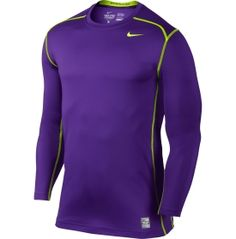 Nike Men's Hyperwarm Dri-FIT Fitted Crewneck Shirt 2.0 - Dick's Sporting Goods
