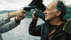 Werner Herzog, one of the boldest, most fearless, most honest documentary directors of our time