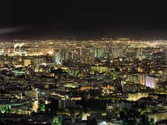 Paris, City of Lights :)