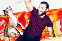 Aidan Turner: 'You take a top off, and then it's madness'