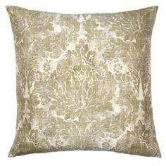 "$99 Villagio Pillow 26"" - Apple Green from Z Gallerie"