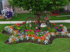 Fascinating Flower Bed Ideas You Must See Now