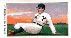 1909 Croft's Candy E92 #7 Al Bridwell Front