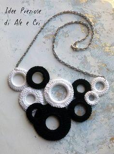 """Collana / necklace""""Idee Preziose di Ale e Cri"""""""