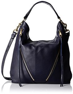 Women's Shoulder Bags - Rebecca Minkoff Moto Hobo Moon ** You can get more details by clicking on the image.