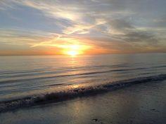 Semaphore sunset.