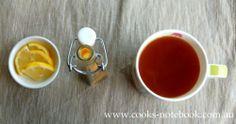 Turmeric and ginger tea - www.cooks-notebook.com.au