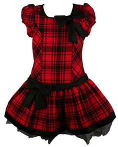 bonnie-jean-red-plaid-girls-holiday-dress