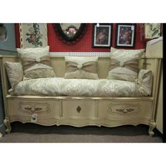 Its a dresser sofa