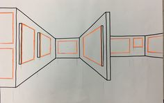 One point perspective gallery