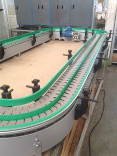 Conveyor chain ser doble  Model MaxTOP PlasNEC industrial
