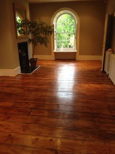 Tudor oak wax finish